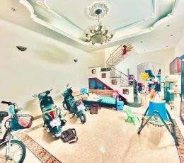 HXH Nguyễn Văn Đậu Bình Thạnh 85 triệu/ m2 5.2 x 12 x 2 tầng sân trồng cây